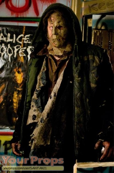 Halloween 2 (Rob Zombies) original movie costume