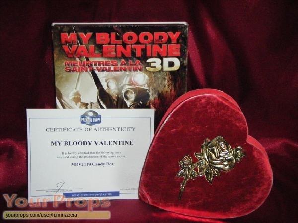 My Bloody Valentine original movie prop