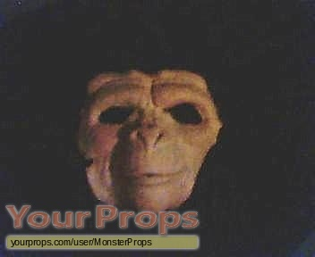 Planet of the Apes replica make-up   prosthetics