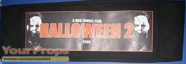 Halloween 2 (Rob Zombies) original production material