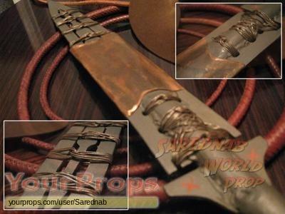 Indiana Jones Adventure  Temple of the Forbidden Eye (The Ride) replica movie prop weapon