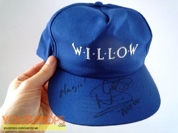 Willow original film-crew items