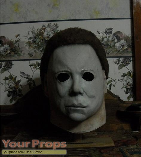 Halloween replica movie costume