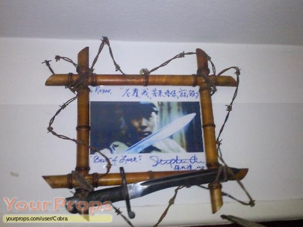 Rambo  First Blood replica movie prop