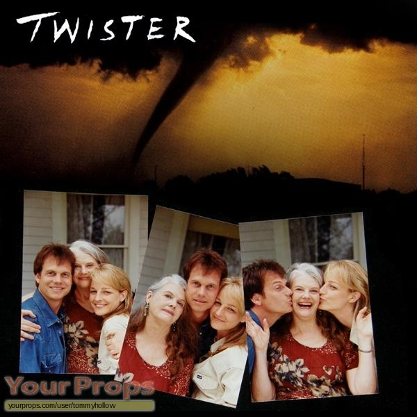 Twister original movie prop