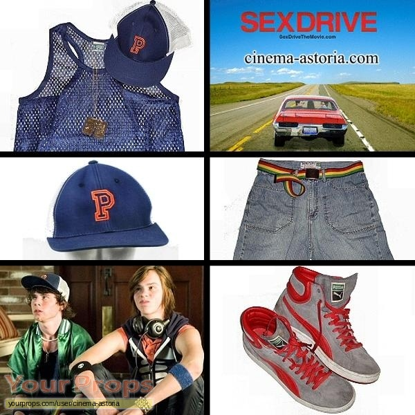 Sex Drive original movie costume