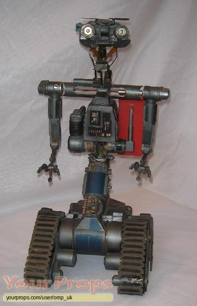 Short Circuit 2 original model   miniature