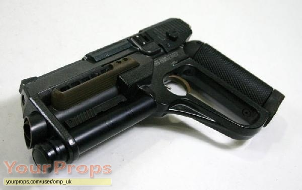 The 6th Day original movie prop weapon