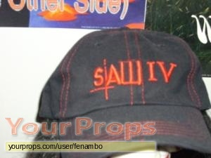 Saw IV replica production material