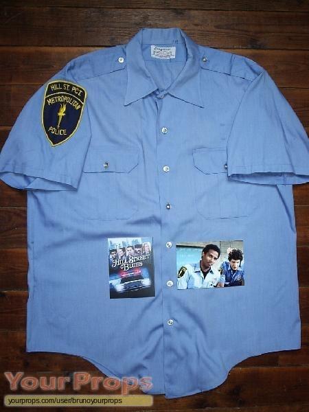 Hill Street Blues original movie costume