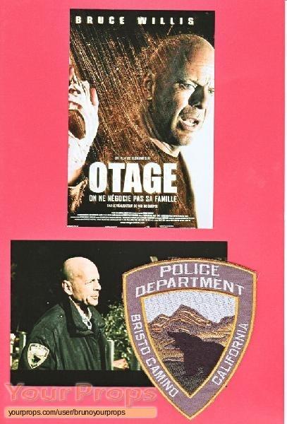 Hostage original movie prop