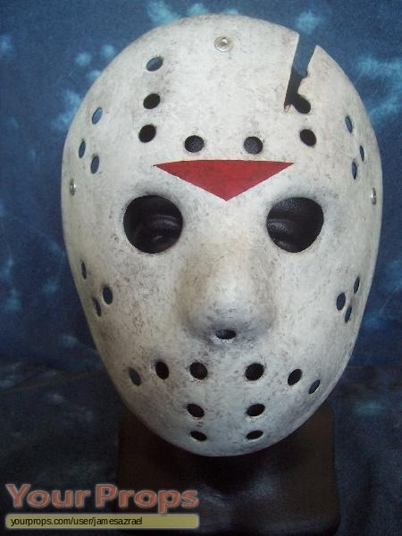 Friday the 13th  Part 5  A New Beginning original movie prop