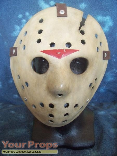 Friday the 13th  Part 6  Jason Lives original movie prop