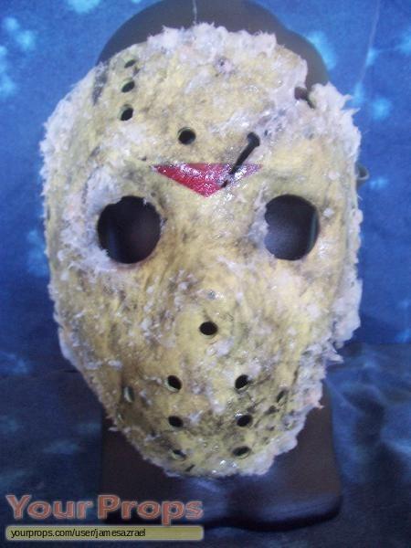 Jason X replica movie prop