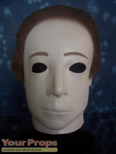 Halloween 4: The Return of Michael Myers Michael Myers Mask H4 #02 ...