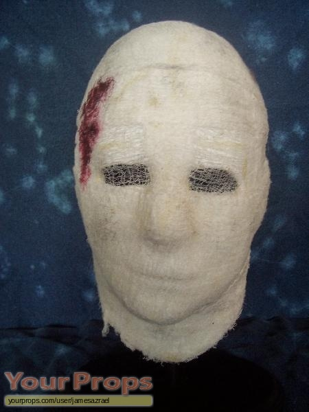 Halloween 4: The Return of Michael Myers Bandaged replica movie prop