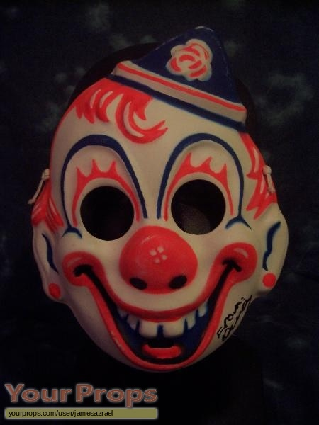 Rob Zombie Halloween Clown Mask.Halloween Rob Zombie S Young Michael S Clown Mask Replica