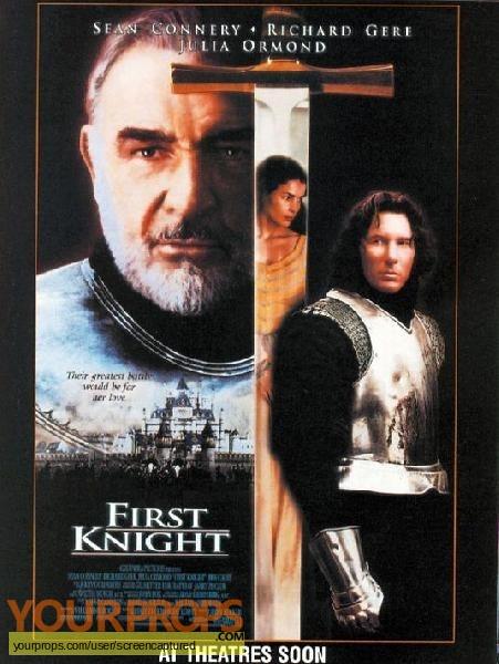 First Knight original movie prop