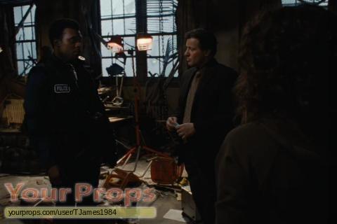 Saw III original movie prop