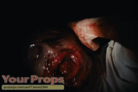 Saw III original production artwork
