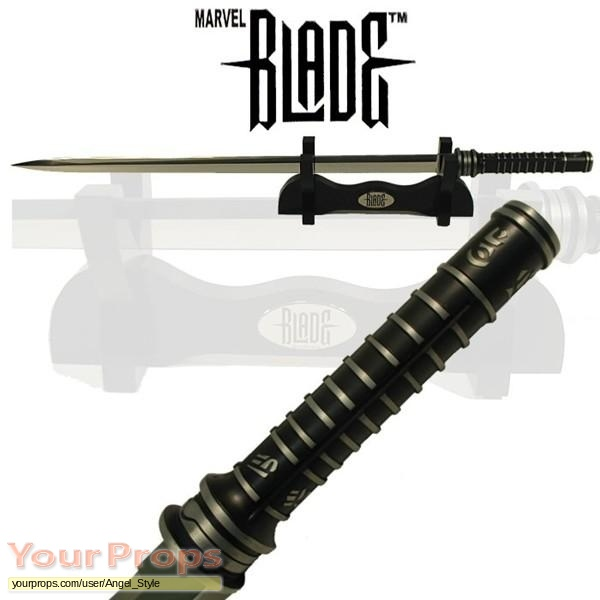 Blade United Cutlery movie prop weapon