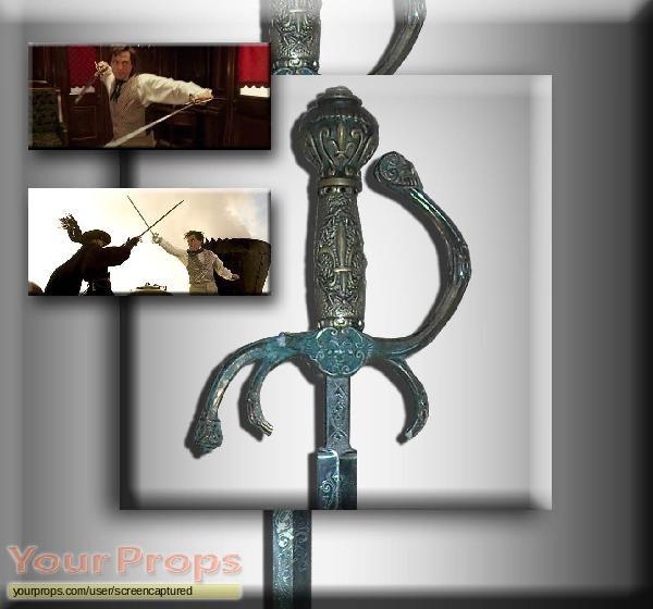 The Legend of Zorro original movie prop