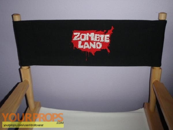Zombieland original production material