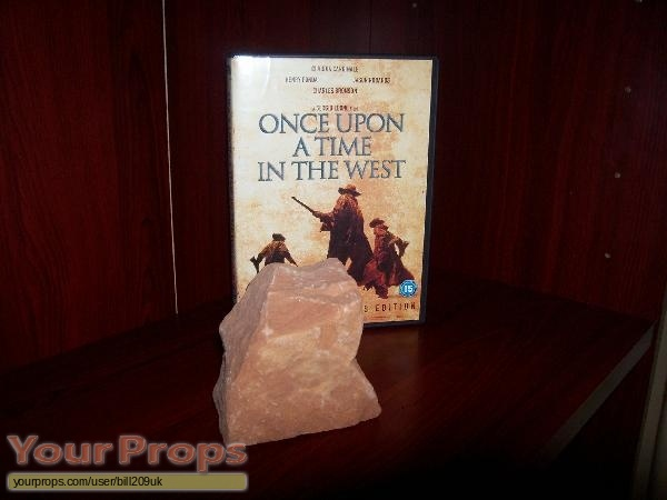 Once Upon A Time In The West original movie prop