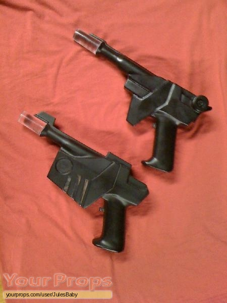 Buck Rogers in the 25th Century replica movie prop weapon