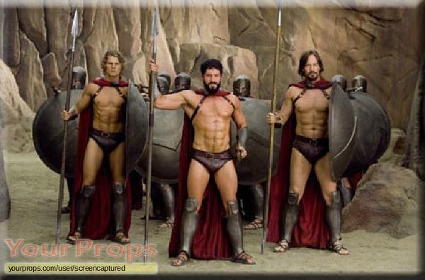 Meet the Spartans original movie prop weapon