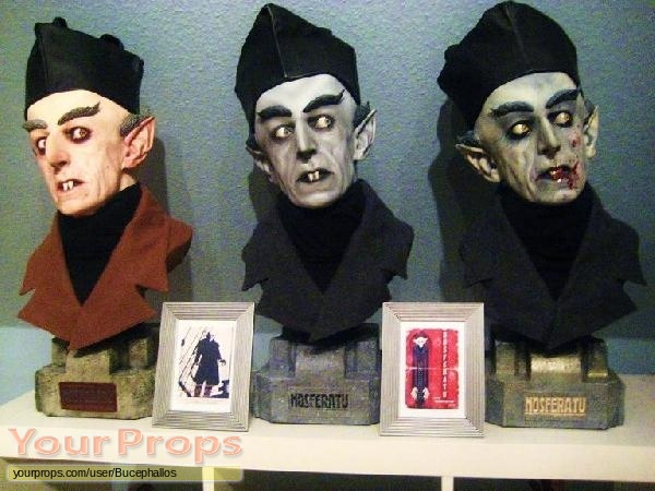 Nosferatu Sideshow Collectibles movie prop