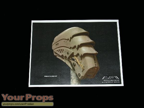 Aliens vs  Predator - Requiem original production material