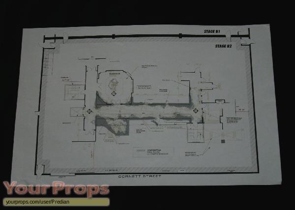 Aliens vs  Predator - Requiem original production material