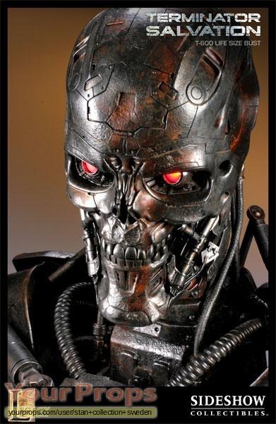 Terminator Salvation Sideshow Collectibles movie prop