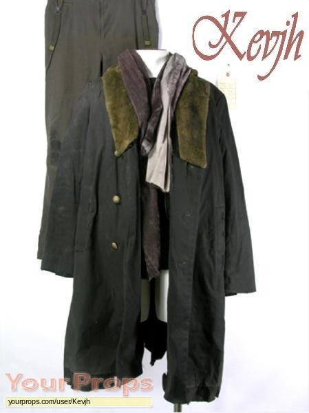 The Book of Eli original movie costume