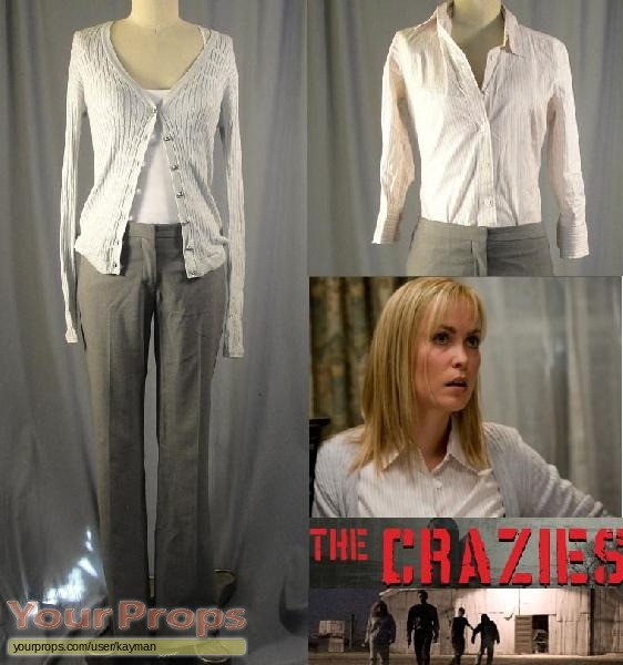 The Crazies original movie costume