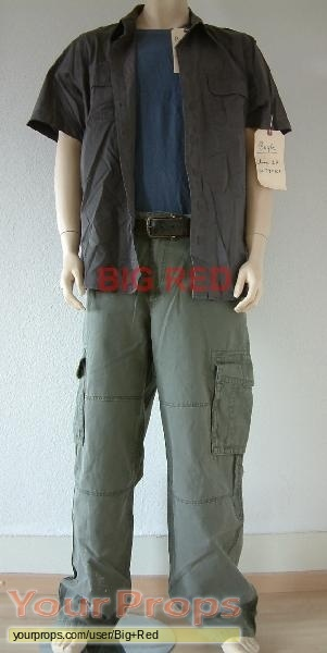 Alone in the Dark II original movie costume