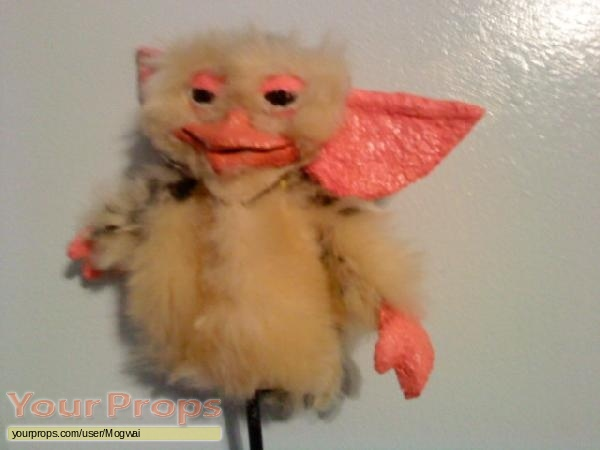 Gremlins replica movie prop
