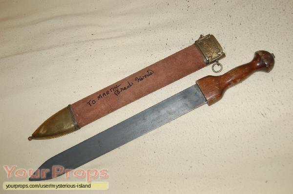 Spartacus original movie prop weapon