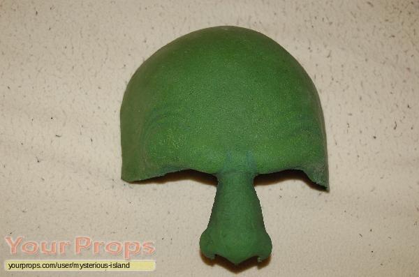 The Incredible Hulk original make-up   prosthetics