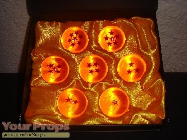 Dragon Ball replica movie prop