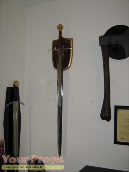 The Chronicles of Narnia  The Lion  the Witch and the Wardrobe replica movie prop weapon