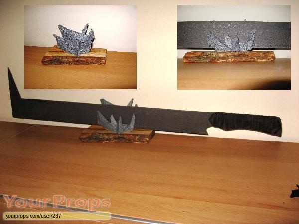 Lord of The Rings  The Fellowship of the Ring replica movie prop weapon