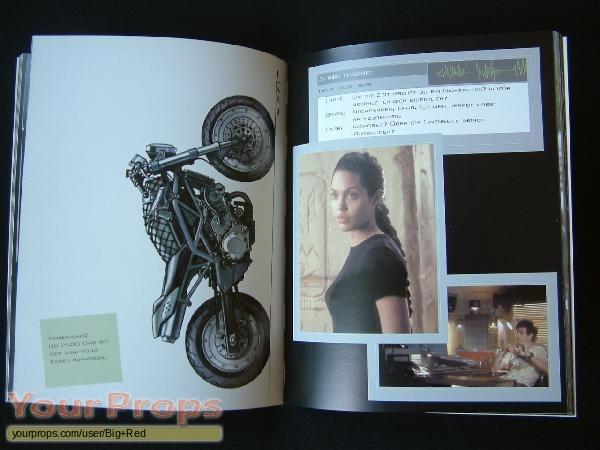 Tomb Raider  Lara Croft  original production material