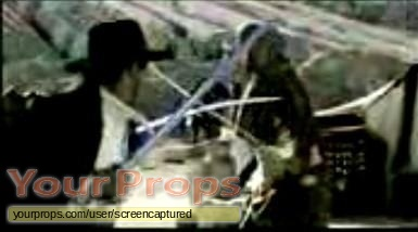 Secondhand Lions original movie prop weapon