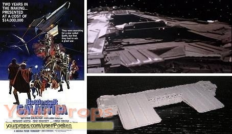 Battlestar Galactica original production material