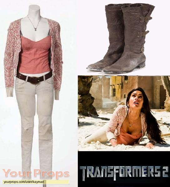 Transformers  Revenge of the Fallen original movie costume