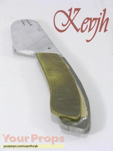 The Book of Eli original movie prop weapon