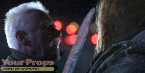 Halloween 2 (Rob Zombies) original movie prop weapon