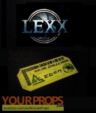 Lexx  The Dark Zone replica movie prop